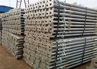 Strong Scaffolding Steel Props  Forkwork Supporting Props 2-3 Tons Load Bearing