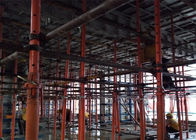 6061-T6 Aluminum Construction Formwork System Permanent Formwork For Concrete Walls